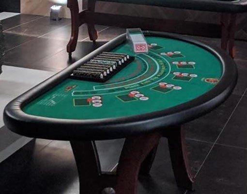 Tavolo da black jack di Funcasino