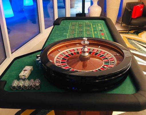 Tavolo da roulette francese di Funcasino